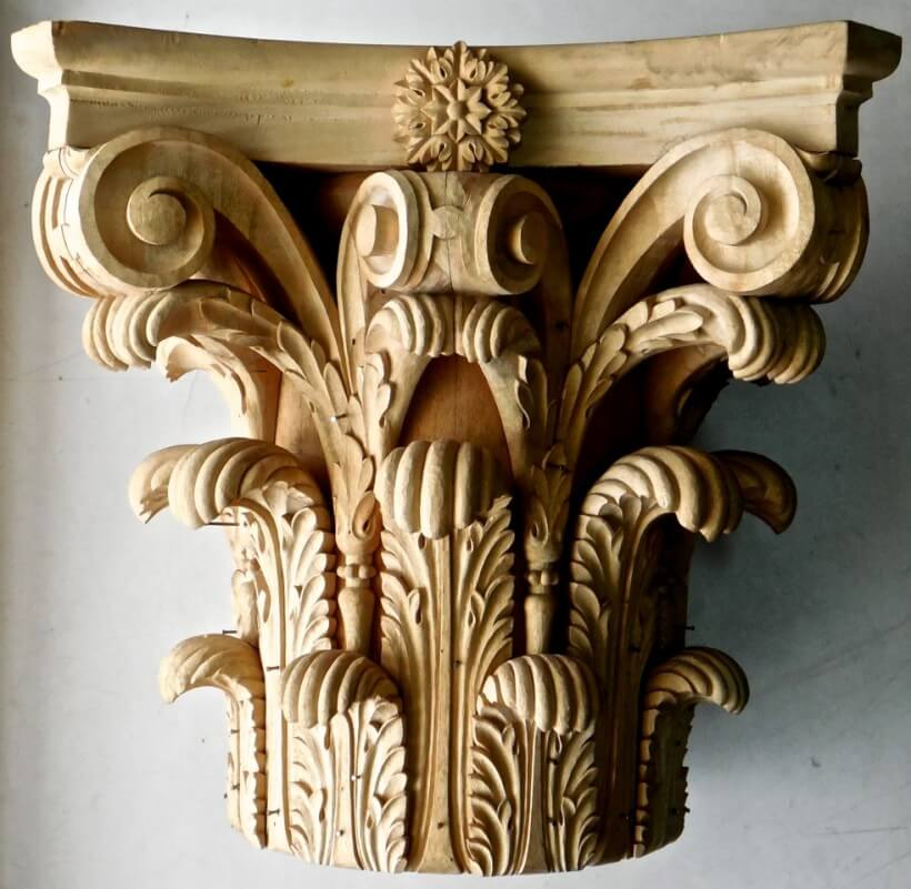 Agrell architectural carving period style primer