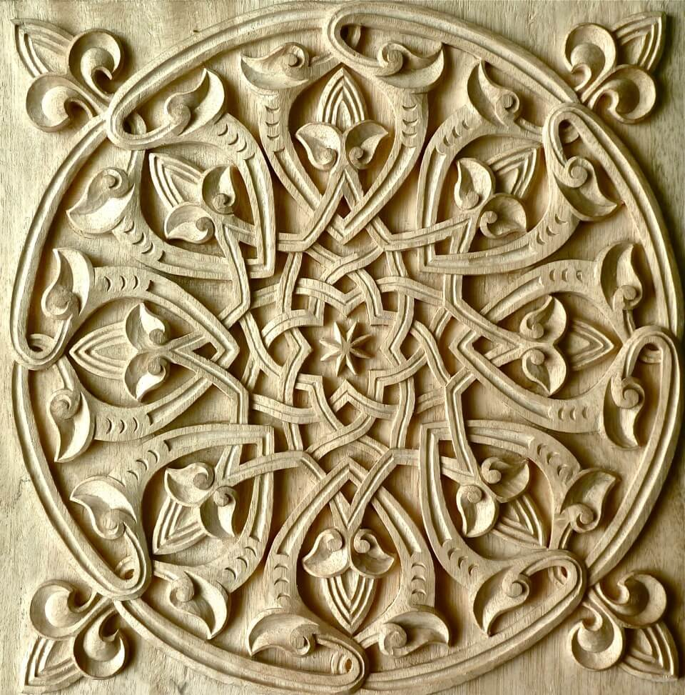 Agrell Architectural Carving Period Style Primer Islamic