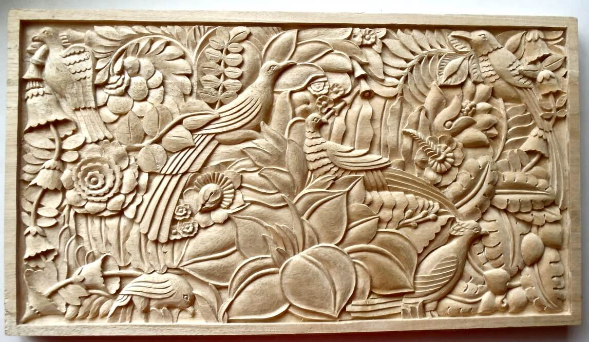 Agrell Architectural Carving Period Style Primer Art Deco