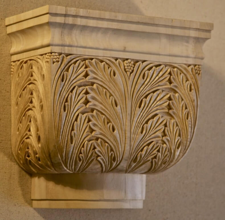 Agrell architectural carving period style primer byzantine