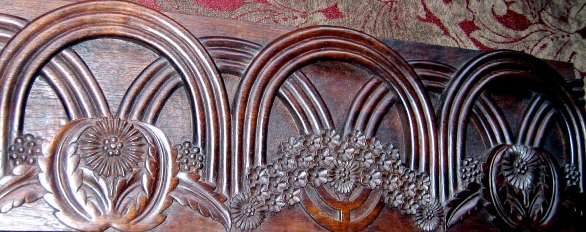 Rateau-inspired frieze