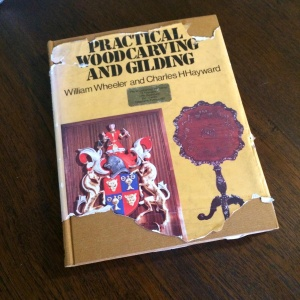 Practical guide to woodcarving and gilding by william wheeler and charles hayward 2