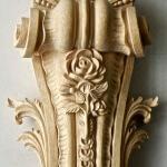 Bracket based on Versailles design