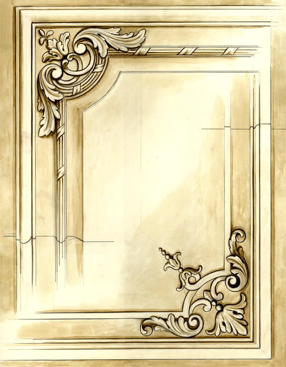 French-style panel alternatives