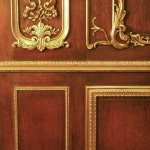 French-style boiserie panel woodcarving by Agrell Architectural Carving