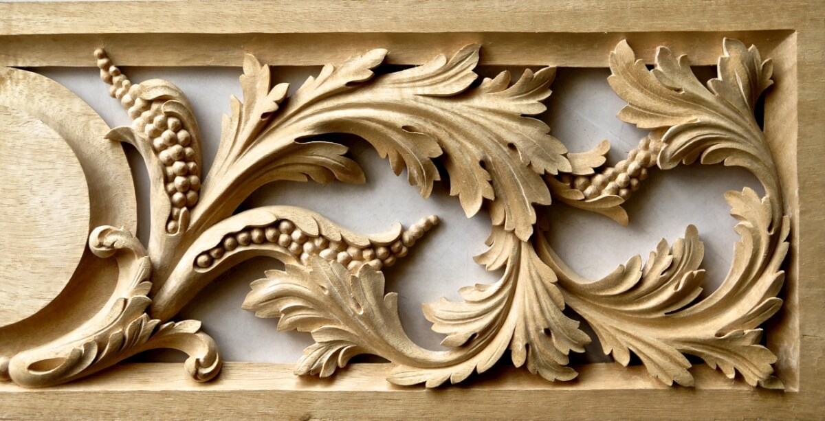 Agrell Architectural Carving • Period Style Primer ...