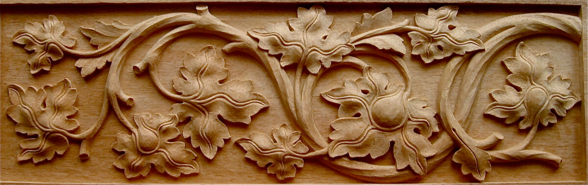 Agrell architectural carving period style primer gothic