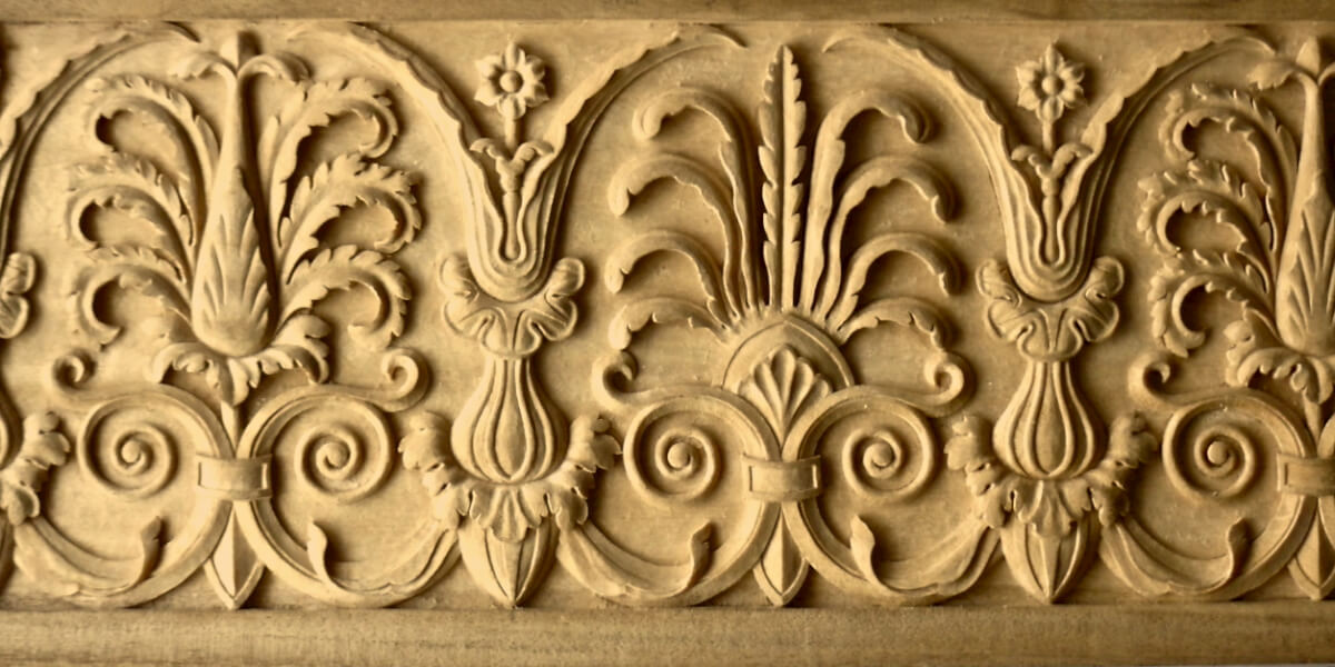 Agrell architectural carving period style primer roman